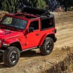 2018 Jeep Wrangler Offroad