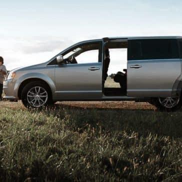 2018 Dodge Grand Caravan Exterior