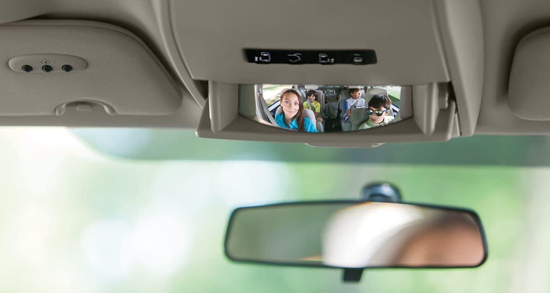 2018 Dodge Grand Caravan Mirror