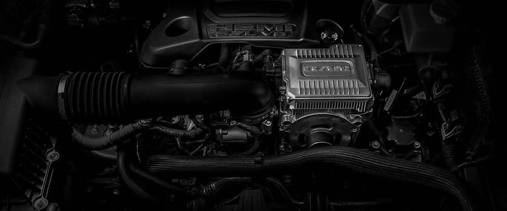 2019 Ram 1500 Motor