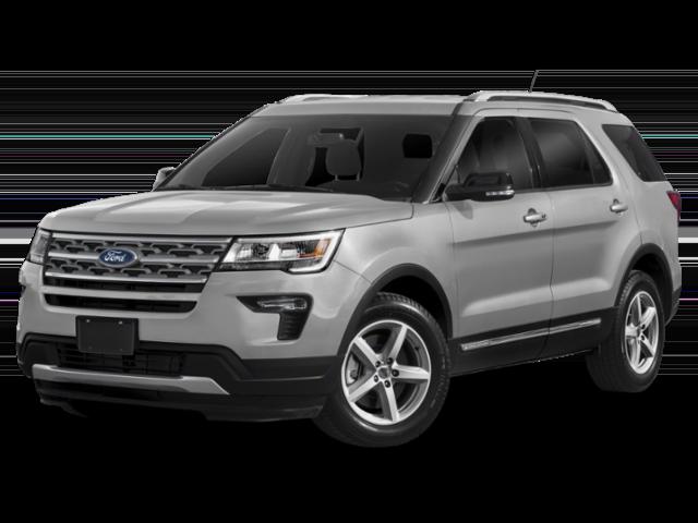2019 Ford Explorer Comparison Image