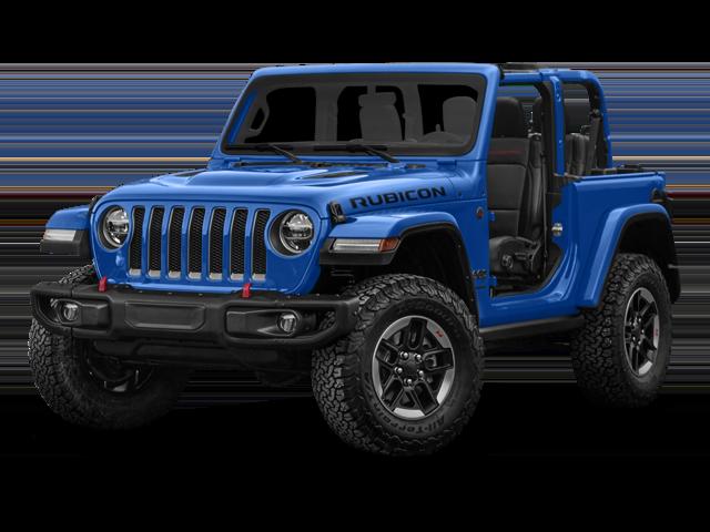Jeep Wrangler Comparison Image