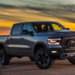 Metallic Gray 2019 RAM 1500