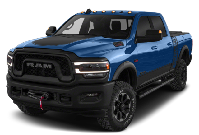2019 RAM 2500 Hero Image