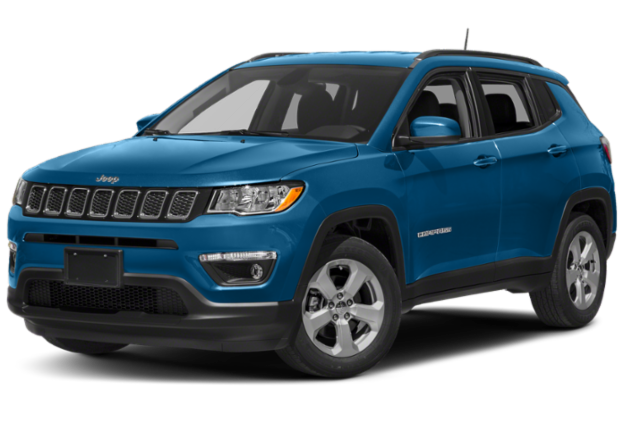 2019 Jeep Compass Comparison Image