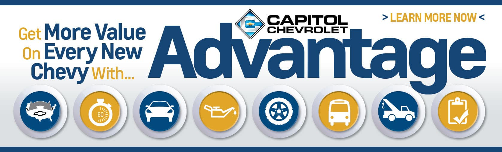 Capitola Chevrolet Advantage