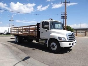 Stakebed Truck
