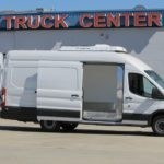 2017 Ford Transit Refrigerated Truck