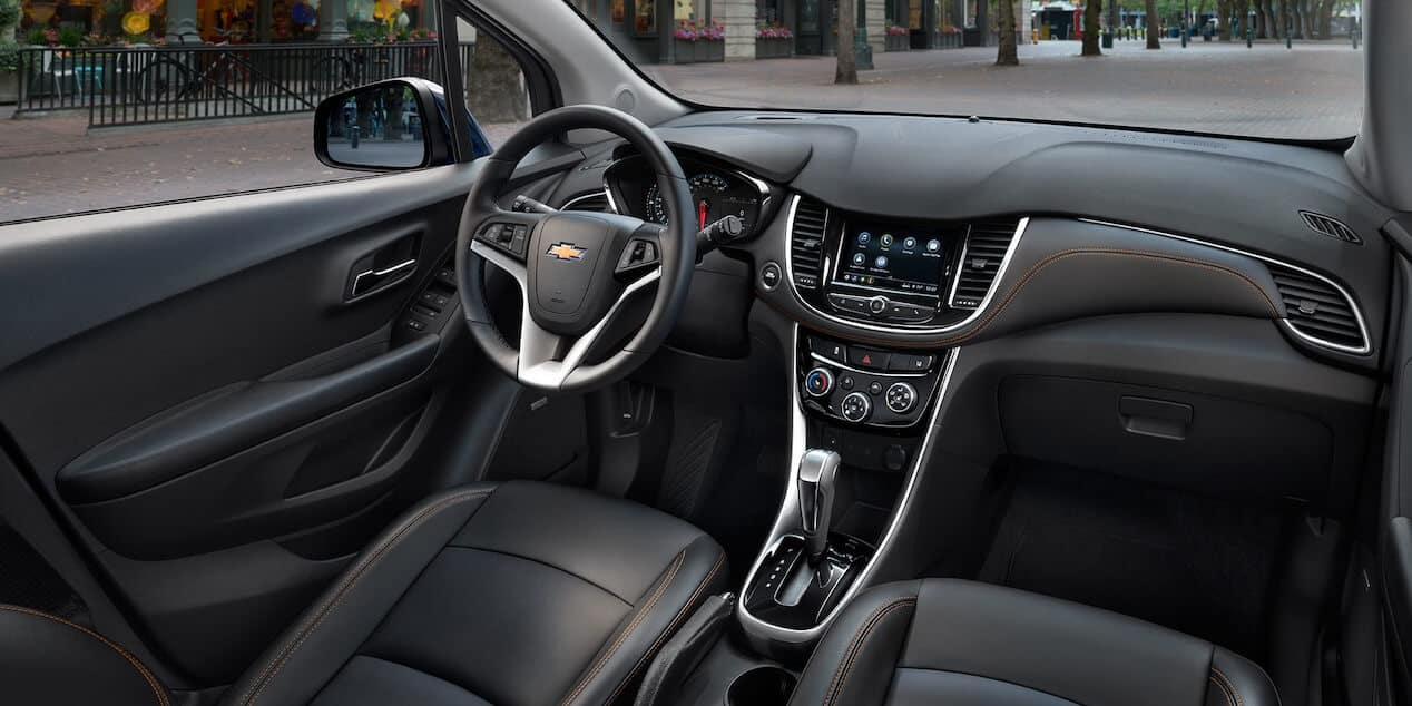 2018 chevrolet trax info chevrolet buick gmc of fairbanks. Black Bedroom Furniture Sets. Home Design Ideas