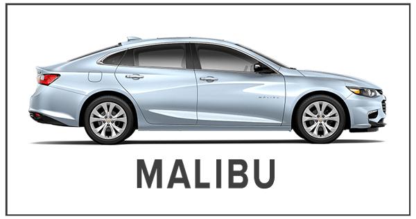Save 20% off MSRP on 2017 Malibu