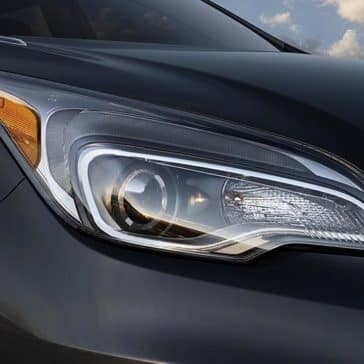 Buick Encore Headlight