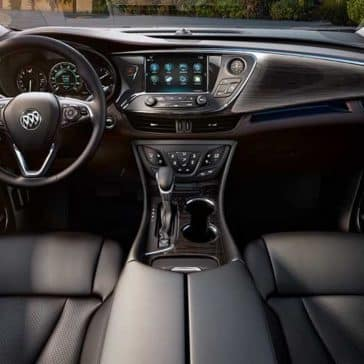 Buick Encore Interior