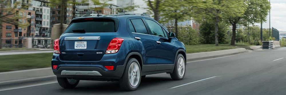 Chevrolet Trax Performance Efficient Power Smooth Handling