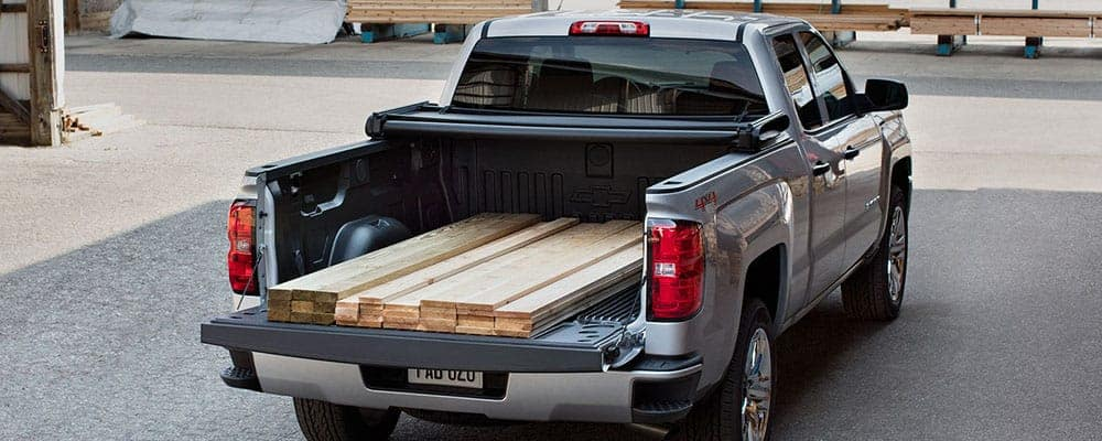 What is the Bed Size of a Chevy Silverado? | Chevrolet Buick