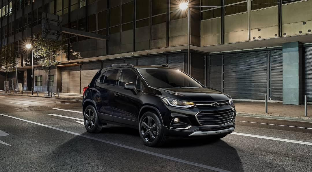 2019 Chevrolet Trax black edition