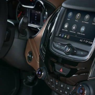 2019 Chevrolet Cruze infotainment