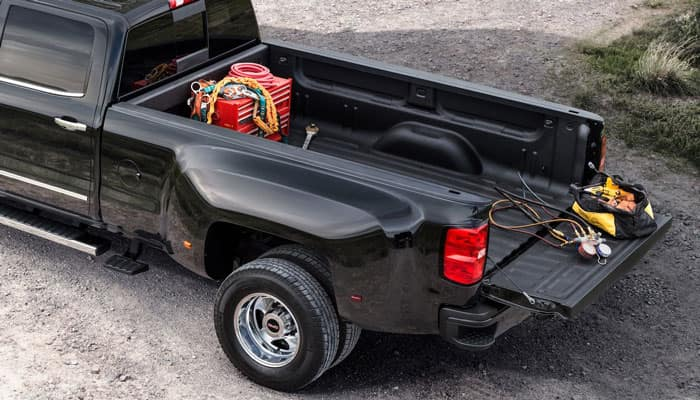 2019 GMC Sierra 2500 Steel Bed