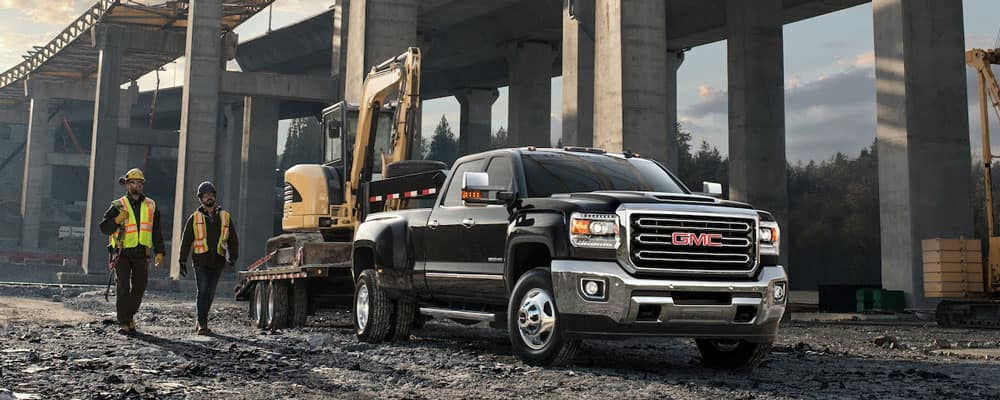 Gmc Canyon Towing Capacity >> 2019 Gmc Sierra 2500 Towing Capacity Features Chevrolet Buick