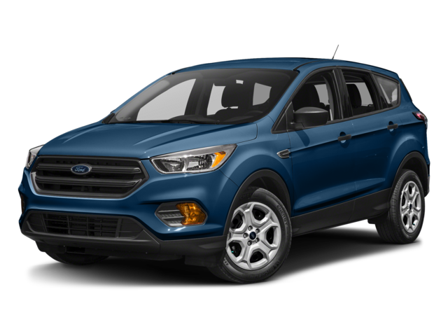 Blue 2018 Ford Escape