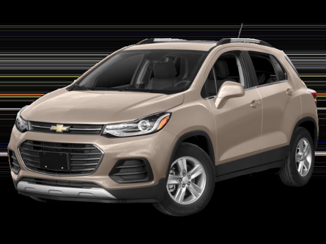 Tan 2019 Chevrolet Trax