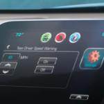 Chevrolet MyLink Teen Driver Screen
