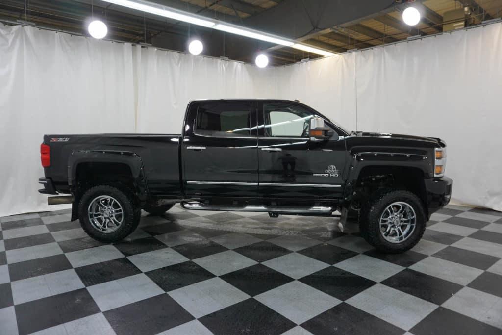 Truck Mods Accessories Chevrolet Buick Gmc Of Fairbanks