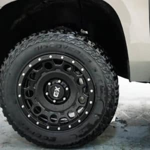 Chevy Tahoe SD Tires