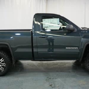 GMC Sierra Profile View