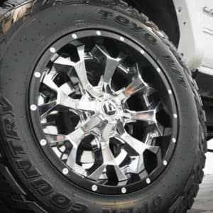 Premium Altitude Fuel Silverado Wheels