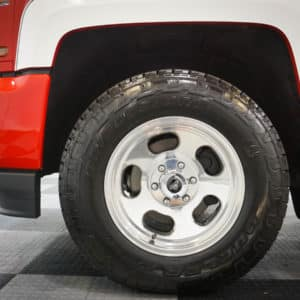 Silverado Cheyenne Wheels