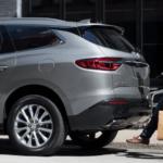 2020 Buick Enclave rear cargo space
