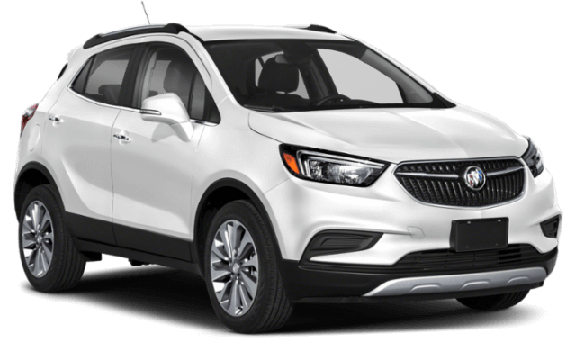 2020 Buick Encore comparison thumbnail