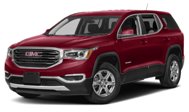 2020 GMC Acadia comparison thumbnail