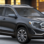 2020 GMC Terrain SLE Configuration parked in driveway