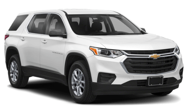 2020 Chevy Traverse model comparison thumbnail image