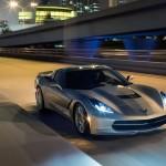 2016 Chevy Corvette stingray night time