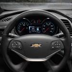 2017 Chevy Impala Interior