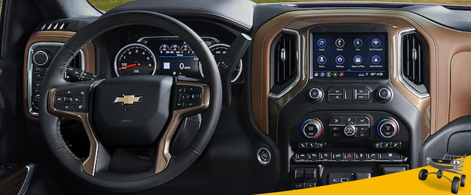 2020 Chevy Silverado Technology