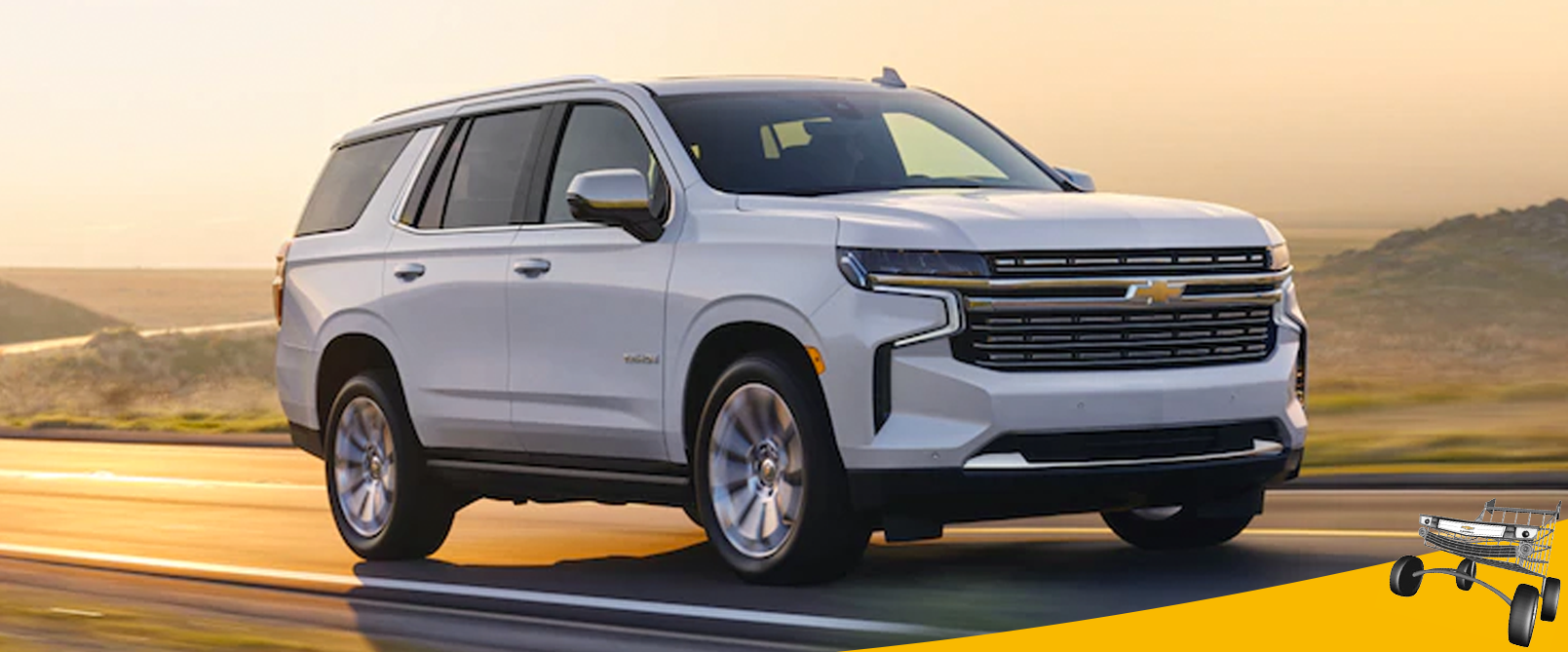 All-New 2021 Chevy Tahoe Chicago IL