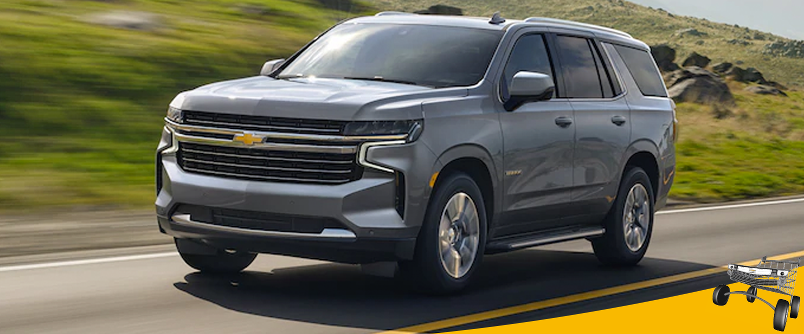 2021 Chevy Tahoe Interior and Technology