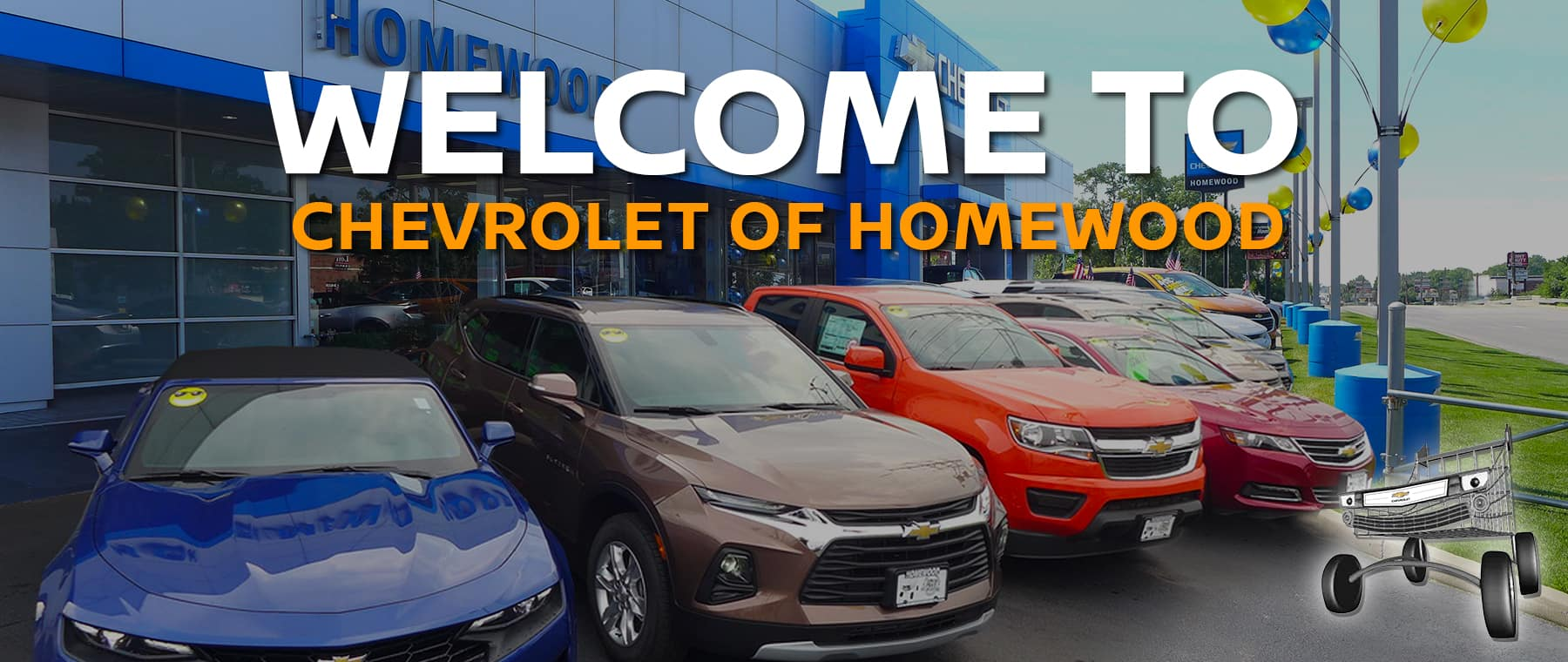 Welcome to Chevrolet of Homewood