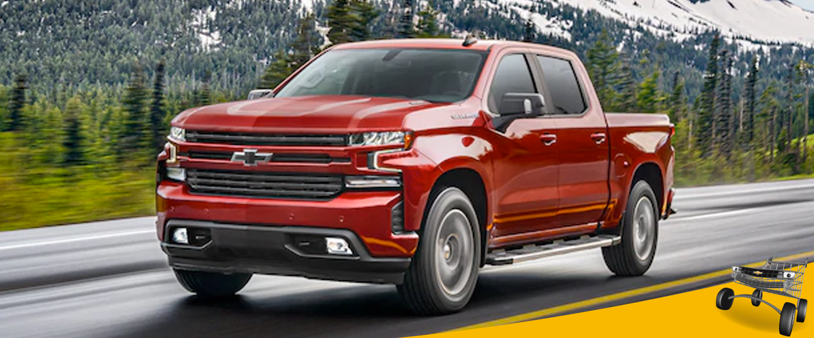 Selected, Inspected, and Vetted at Chevy of Homewood