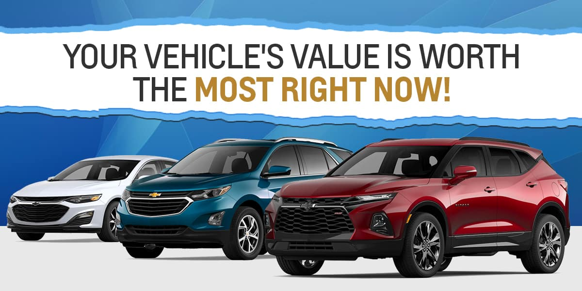 Get Your Vehicle's Trade Value