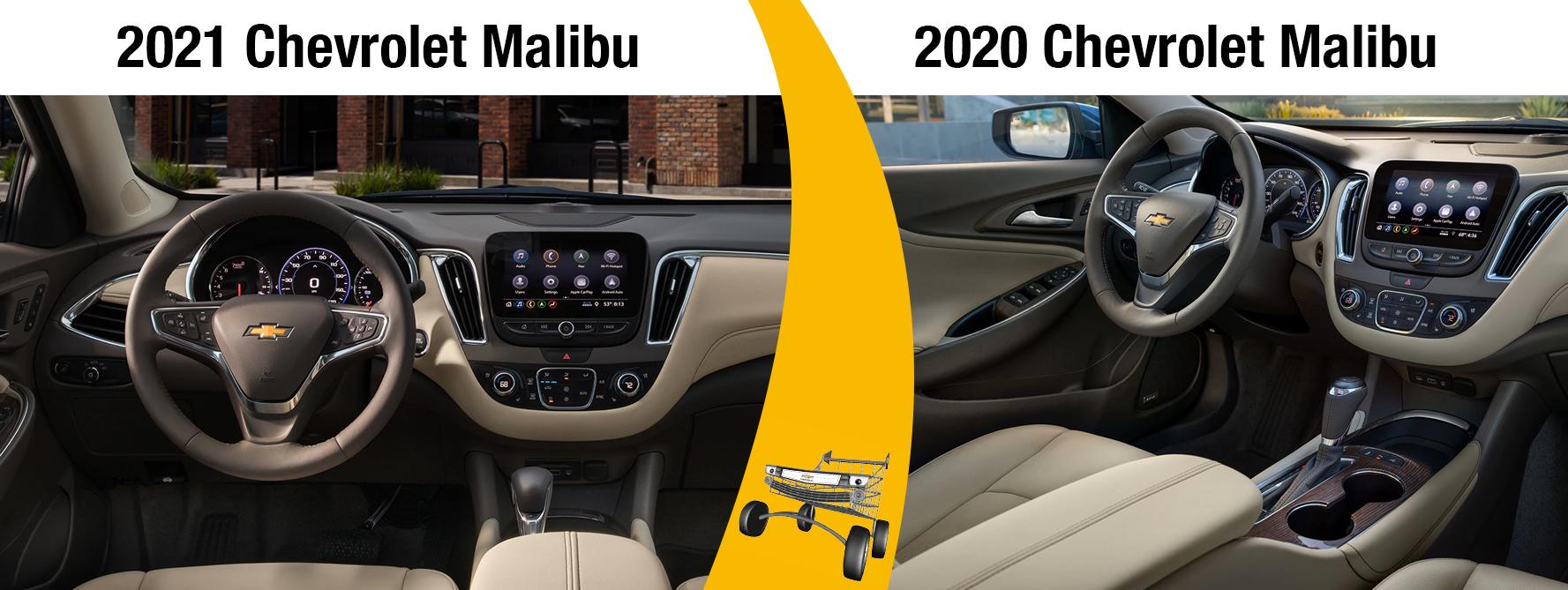 2021 Malibu Features
