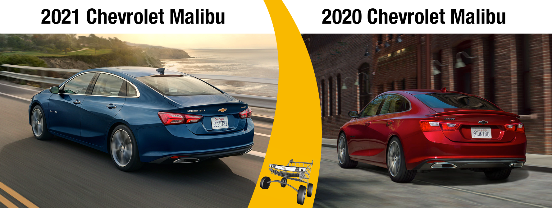 2021 Chevy Malibu Safety Features