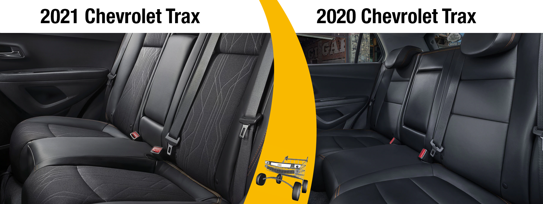 What's New for the 2021 Trax?