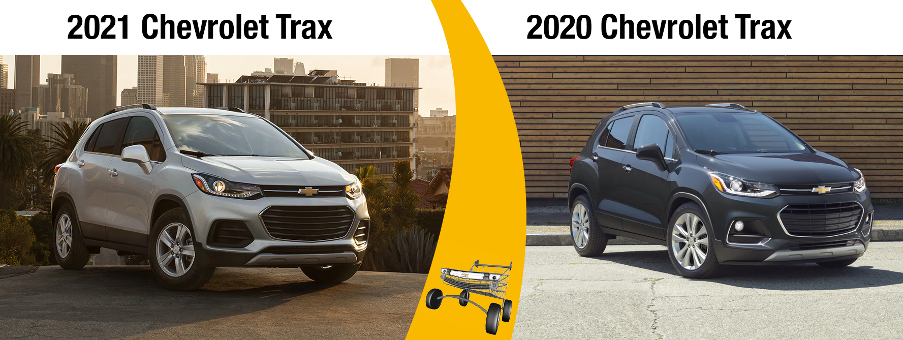 New Chevy Trax at Chevy of Homewood