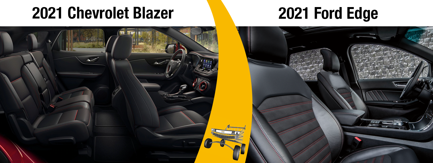 2021 Chevy Traverse Technology and Interior