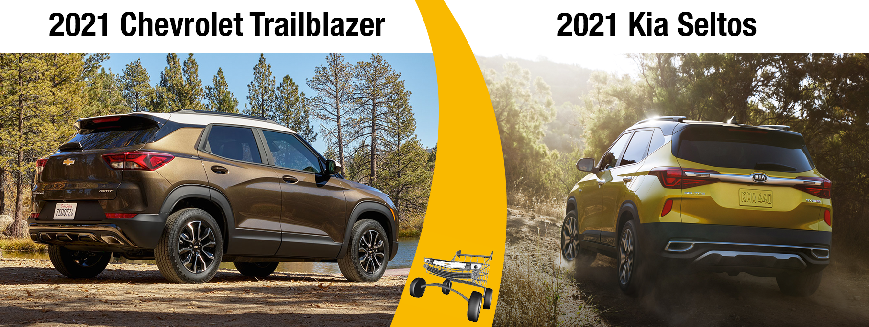 2021 Trailblazer vs 2021 Seltos Which To Buy?