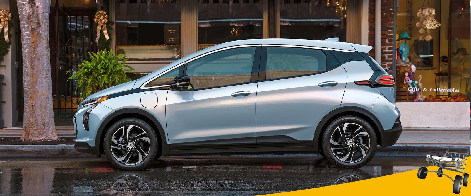 2022 Chevrolet Bolt EV Safety Features